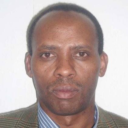 Harrison N Kamiru